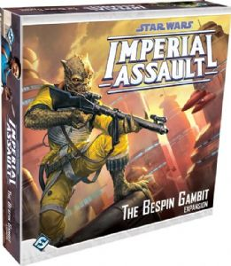 Star Wars : Imperial Assault - The Bespin Gambit